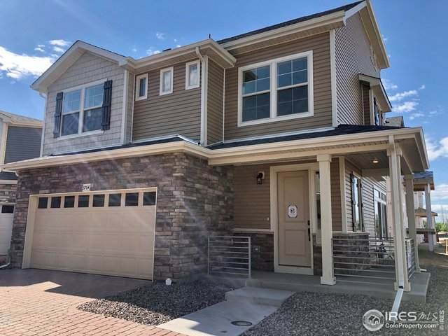 3764 Summerwood Way, Johnstown, CO 80534 (MLS #916347) :: Colorado Home Finder Realty