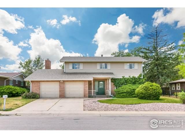 2025 Buena Vista Dr, Greeley, CO 80634 (MLS #916350) :: 8z Real Estate