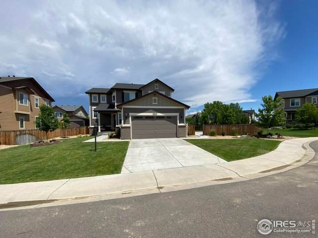 6409 Twilight Ave, Firestone, CO 80504 (#916355) :: The Dixon Group