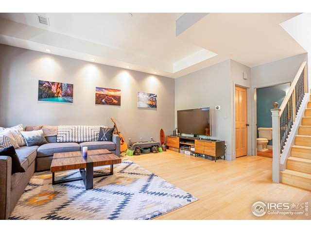 2320 Spruce St #3, Boulder, CO 80302 (MLS #916364) :: Jenn Porter Group