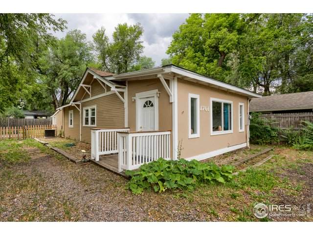 1701 W Mulberry St, Fort Collins, CO 80521 (MLS #916384) :: 8z Real Estate