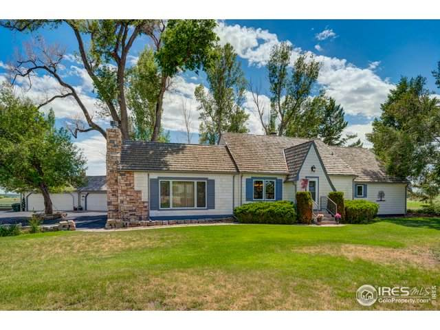 4180 Aa St, Greeley, CO 80631 (MLS #916394) :: Tracy's Team