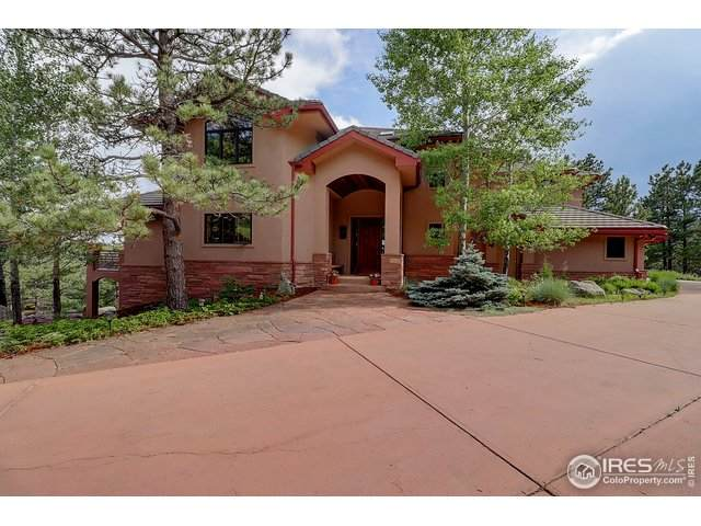 3655 Sunshine Canyon Dr, Boulder, CO 80302 (MLS #916398) :: Neuhaus Real Estate, Inc.