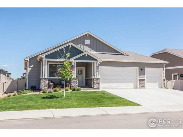 3870 Eucalyptus St, Wellington, CO 80549 (MLS #916411) :: Downtown Real Estate Partners