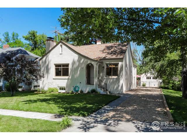 626 Bowen St, Longmont, CO 80501 (#916430) :: West + Main Homes