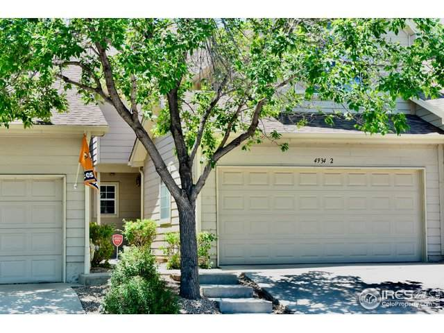 4934 W 68th Ave # 2, Westminster, CO 80030 (MLS #916433) :: 8z Real Estate