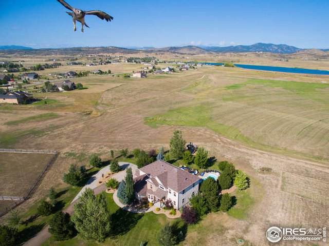 1441 Shelby Dr, Berthoud, CO 80513 (#916434) :: The Brokerage Group