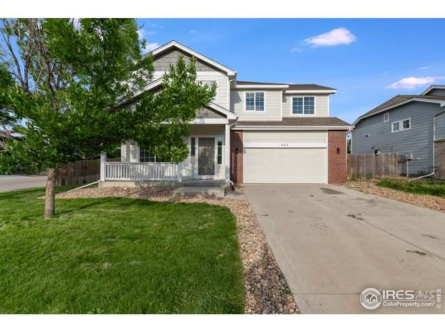 421 Heritage Ln, Johnstown, CO 80534 (#916435) :: The Brokerage Group