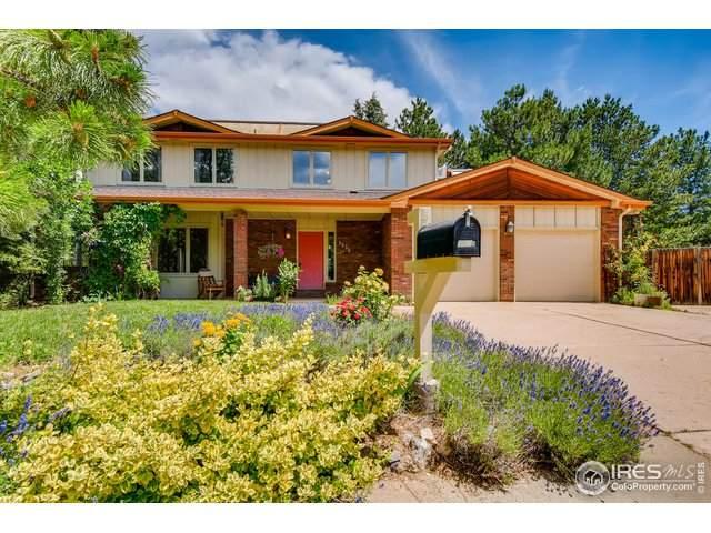 5535 Idylwild Trl, Boulder, CO 80301 (MLS #916447) :: 8z Real Estate
