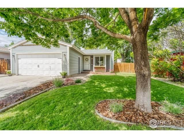 1536 19th Ave, Longmont, CO 80501 (MLS #916454) :: 8z Real Estate