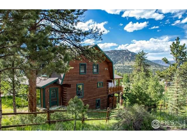 817 Ponderosa Ln, Estes Park, CO 80517 (MLS #916458) :: 8z Real Estate
