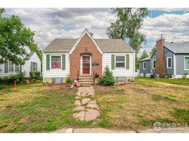 1516 14th Ave, Greeley, CO 80631 (MLS #916473) :: June's Team