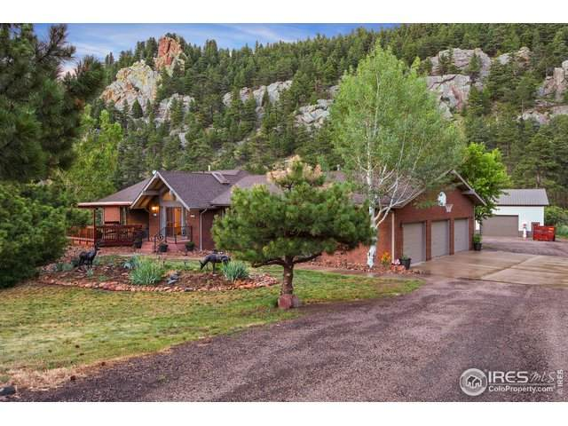 9476 Blue Mountain Dr, Golden, CO 80403 (MLS #916478) :: 8z Real Estate