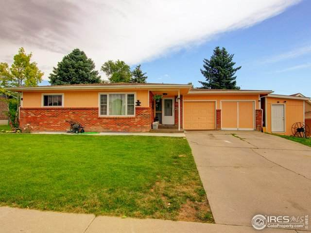 111 Hays Ave, Johnstown, CO 80534 (MLS #916494) :: The Wentworth Company