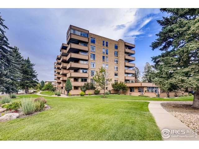 500 Mohawk Dr #305, Boulder, CO 80303 (MLS #916499) :: Hub Real Estate