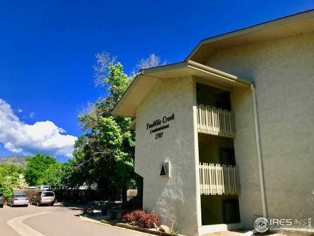 2707 Valmont Rd #311, Boulder, CO 80304 (MLS #916501) :: Hub Real Estate