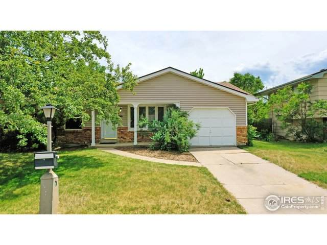 2519 Danbury Dr, Longmont, CO 80503 (MLS #916510) :: 8z Real Estate