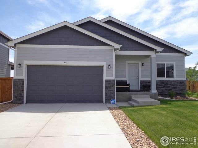 957 S Prairie Dr, Milliken, CO 80543 (MLS #916517) :: Kittle Real Estate