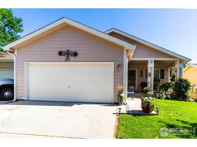 271 Acacia Dr, Loveland, CO 80538 (MLS #916559) :: Bliss Realty Group