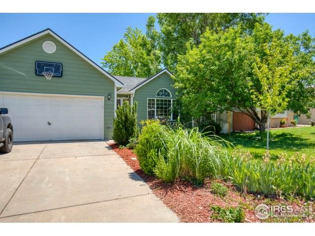 130 N 50th Ave Pl, Greeley, CO 80634 (MLS #916561) :: 8z Real Estate