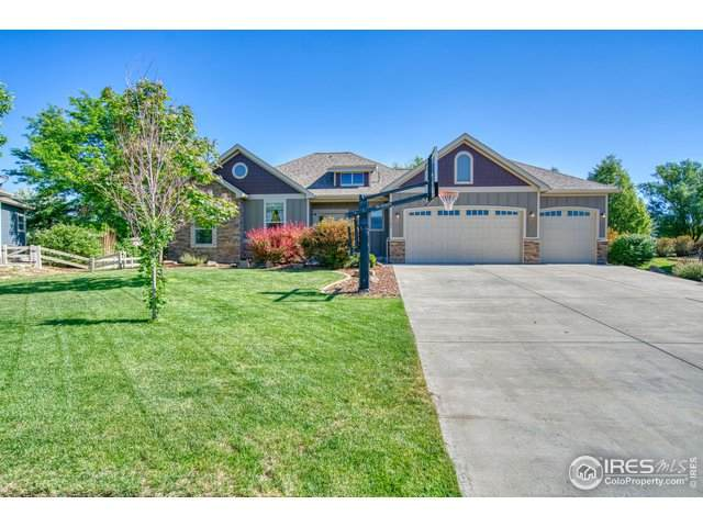 1185 Osprey Rd, Eaton, CO 80615 (#916562) :: The Griffith Home Team