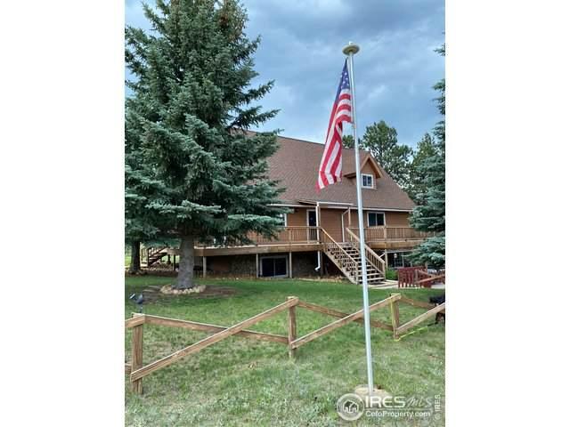 240 Kenosha Mountain Dr, Livermore, CO 80536 (MLS #916567) :: 8z Real Estate