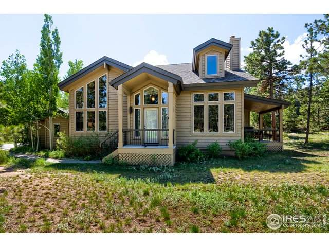 131 Ponderosa Ct, Red Feather Lakes, CO 80545 (MLS #916570) :: Hub Real Estate
