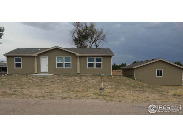 300 Corona Ave, Wiggins, CO 80654 (#916575) :: Peak Properties Group