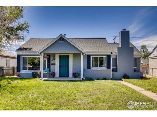 2875 Quebec St, Denver, CO 80207 (#916583) :: West + Main Homes
