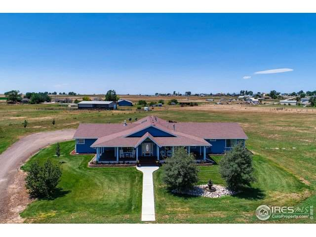 4875 County Road 47, Hudson, CO 80642 (MLS #916584) :: Hub Real Estate