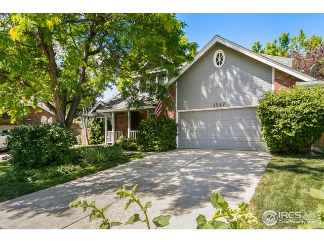 1547 40th Ave Ct, Greeley, CO 80634 (MLS #916599) :: Downtown Real Estate Partners