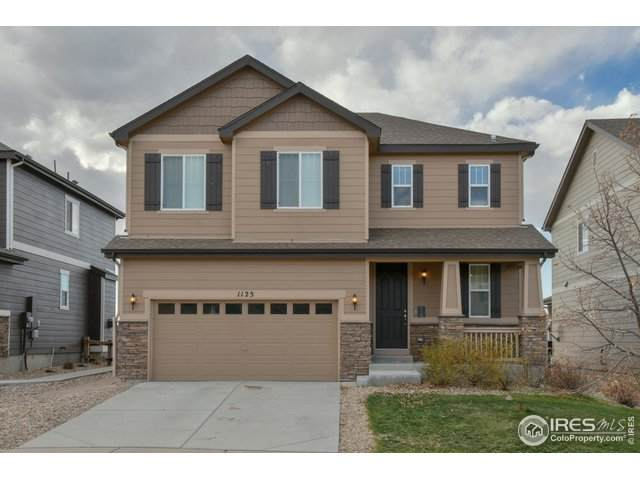 1125 103rd Ave, Greeley, CO 80634 (#916611) :: West + Main Homes
