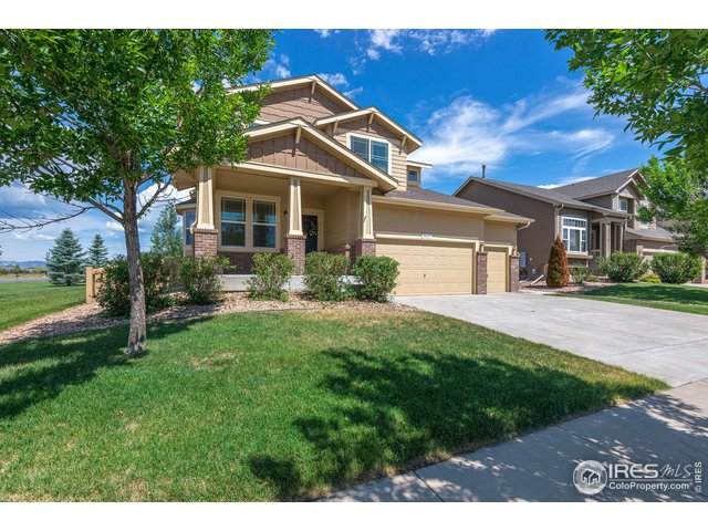 5439 Brookline Dr, Timnath, CO 80547 (#916634) :: West + Main Homes