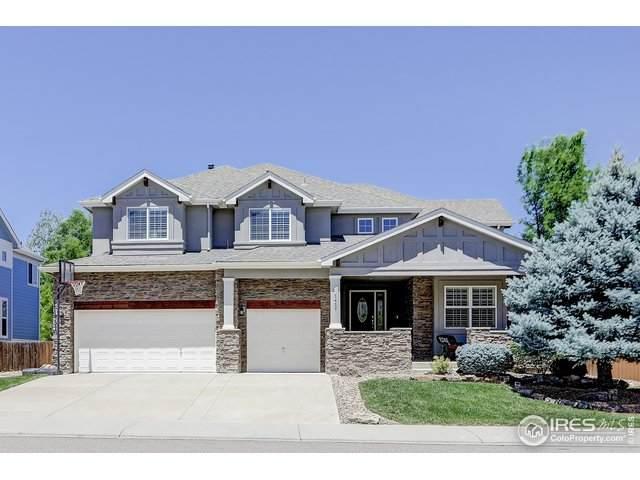 1427 Cannon Mountain Dr, Longmont, CO 80503 (MLS #916635) :: 8z Real Estate