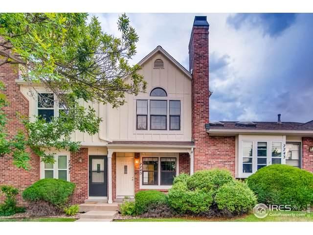 7745 S Steele St, Centennial, CO 80122 (MLS #916639) :: 8z Real Estate