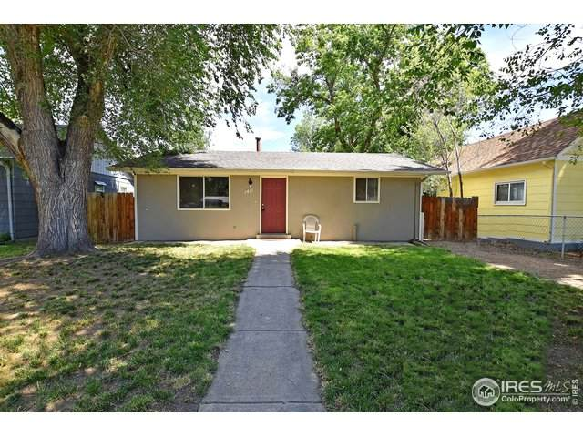 1411 E 7th St, Loveland, CO 80537 (MLS #916642) :: Colorado Home Finder Realty