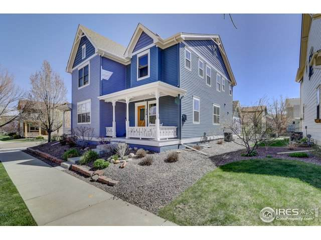526 Mills St, Lafayette, CO 80026 (#916644) :: Kimberly Austin Properties