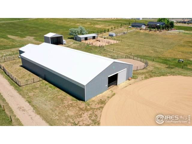 6821 W County Road 12, Loveland, CO 80537 (#916652) :: Peak Properties Group