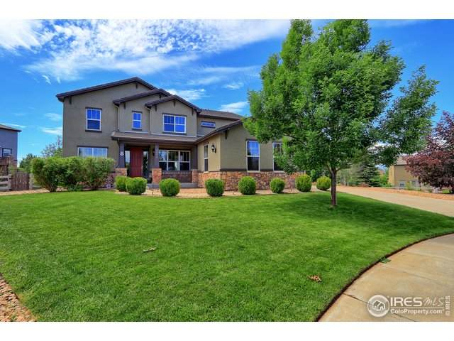 2896 Promontory Loop, Broomfield, CO 80023 (MLS #916654) :: Colorado Home Finder Realty