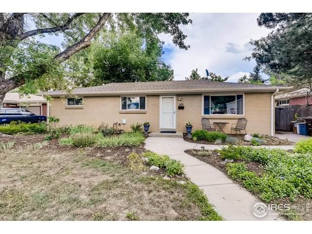520 S 45th St, Boulder, CO 80305 (#916660) :: West + Main Homes