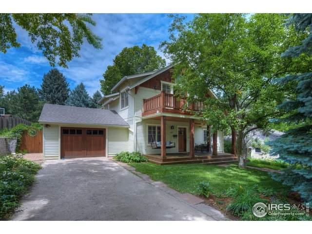425 Hawthorn Ave, Boulder, CO 80304 (#916669) :: West + Main Homes
