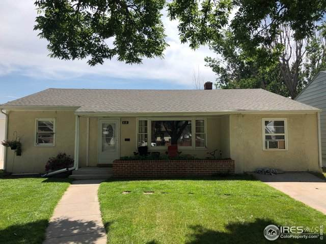 818 Lake St, Fort Morgan, CO 80701 (MLS #916676) :: Colorado Home Finder Realty