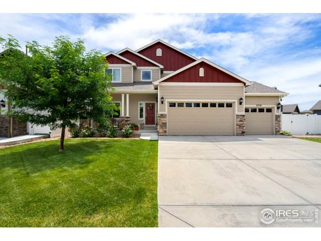 2710 Hydra Dr, Loveland, CO 80537 (MLS #916677) :: Colorado Home Finder Realty