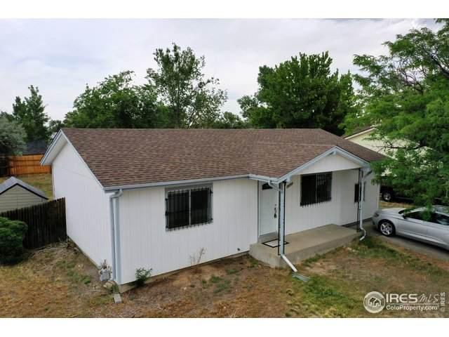 5157 Carson St, Denver, CO 80239 (MLS #916678) :: 8z Real Estate