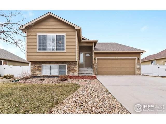 5710 Sauvignon St, Greeley, CO 80634 (MLS #916682) :: Downtown Real Estate Partners