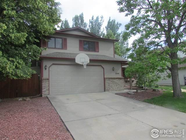 3354 Dudley Way, Fort Collins, CO 80526 (#916685) :: My Home Team