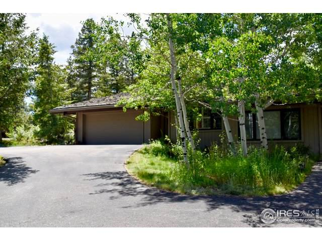 58 Aspen Ln, Red Feather Lakes, CO 80545 (MLS #916697) :: The Wentworth Company