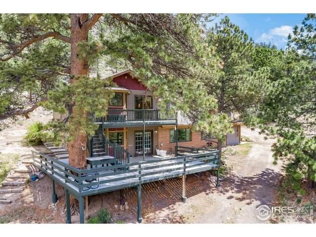 95 Forgotten Way, Estes Park, CO 80517 (#916699) :: The Griffith Home Team