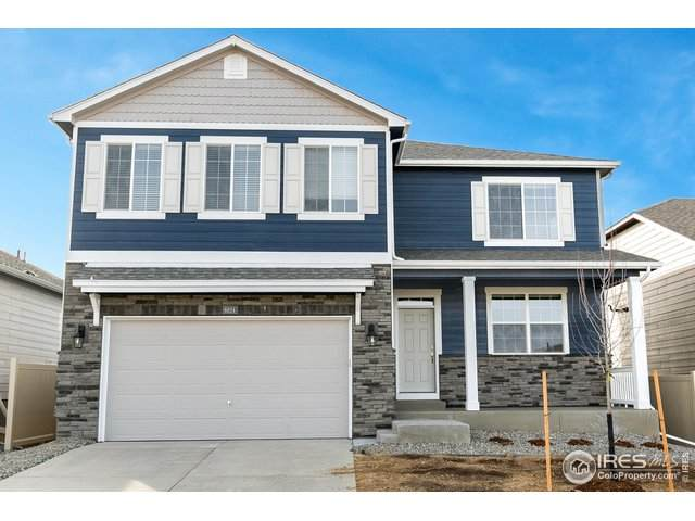 7305 Fraser Cir, Frederick, CO 80530 (MLS #916700) :: June's Team