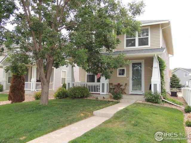 7392 Russell Cir, Frederick, CO 80504 (MLS #916709) :: Colorado Home Finder Realty